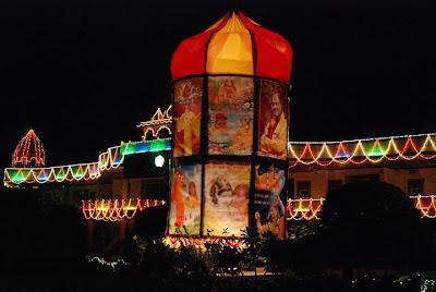 Rangeel Mahal ashram, Barsana Dham