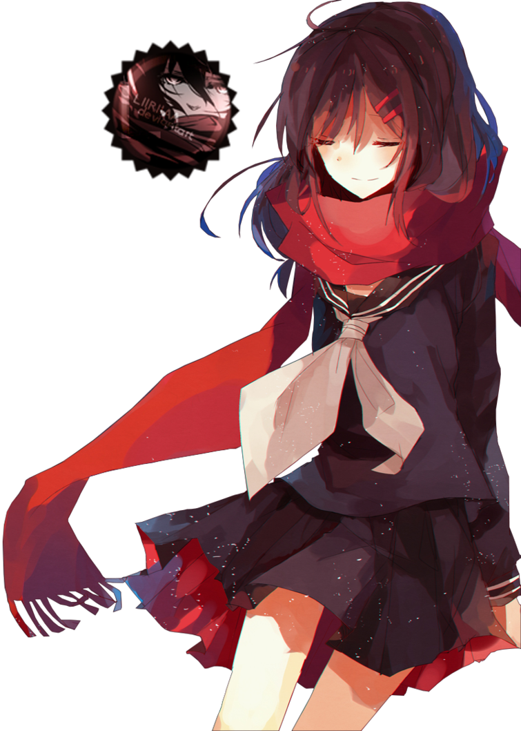 PNG-Ayano // Kagerou Project