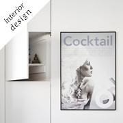 Hidden storage solutions in bright Gothenburg apartment | Emmas designblogg
