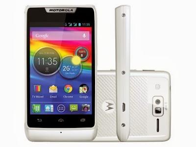 Smartphone Android Motorola RAZR D1 - 435x326