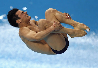Olympic diver Yahel Castillo of Mexico