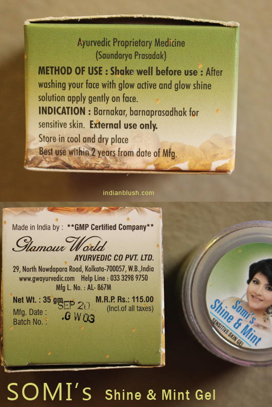 Somi's Ayurvedic Product Review