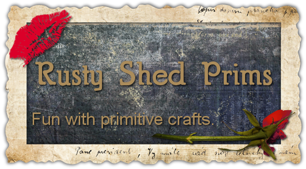 Rusty Shed Prims
