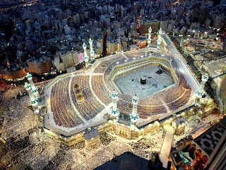 Makkah in Saudi Arabia City Wallpapers