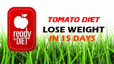 tomato diet lose weight