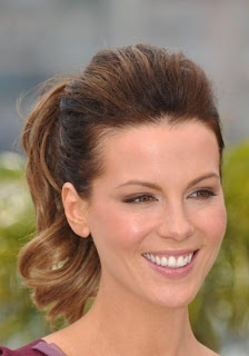 Celebrity hairstyles Kate Beckinsale, celebrity updo hairstyles, celebrity hairstyles, best celebrity hairstyles