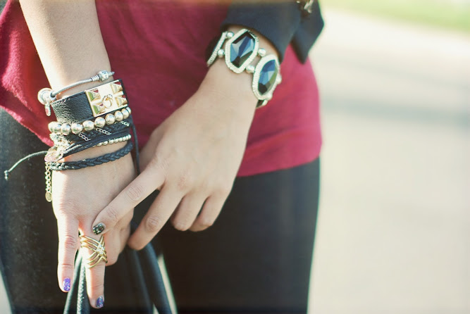 Equip Yourself Bracelets Cuffs