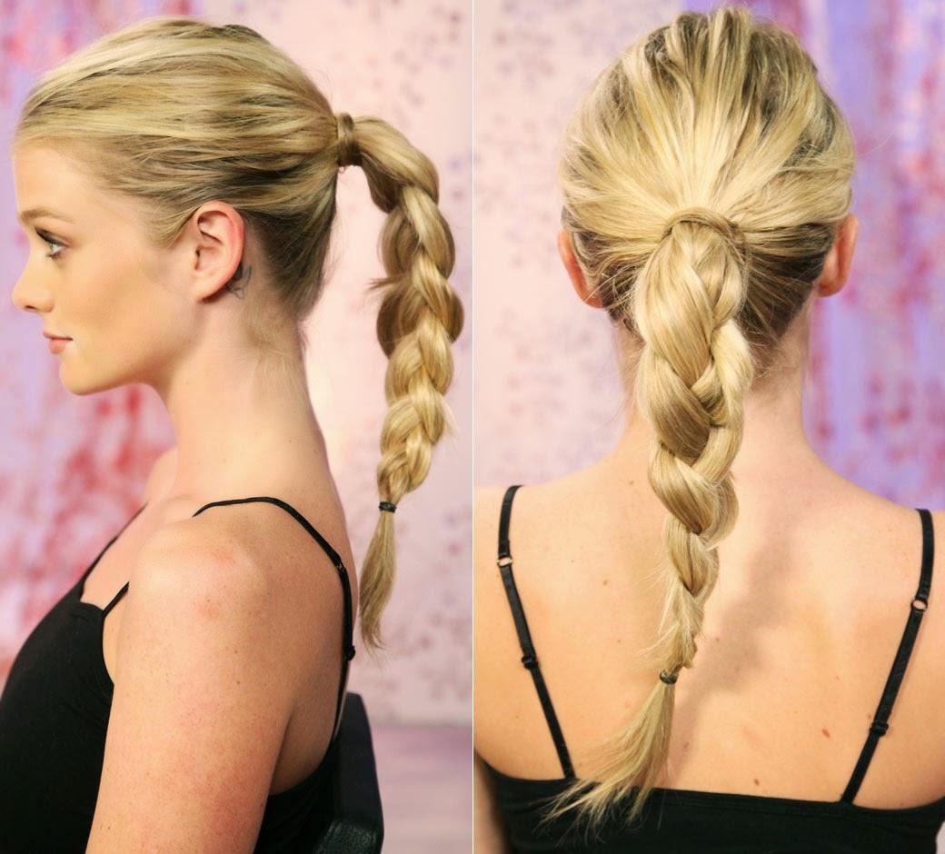 4 Amazing Ponytail Hairstyles For Beautiful Girls Celebrity