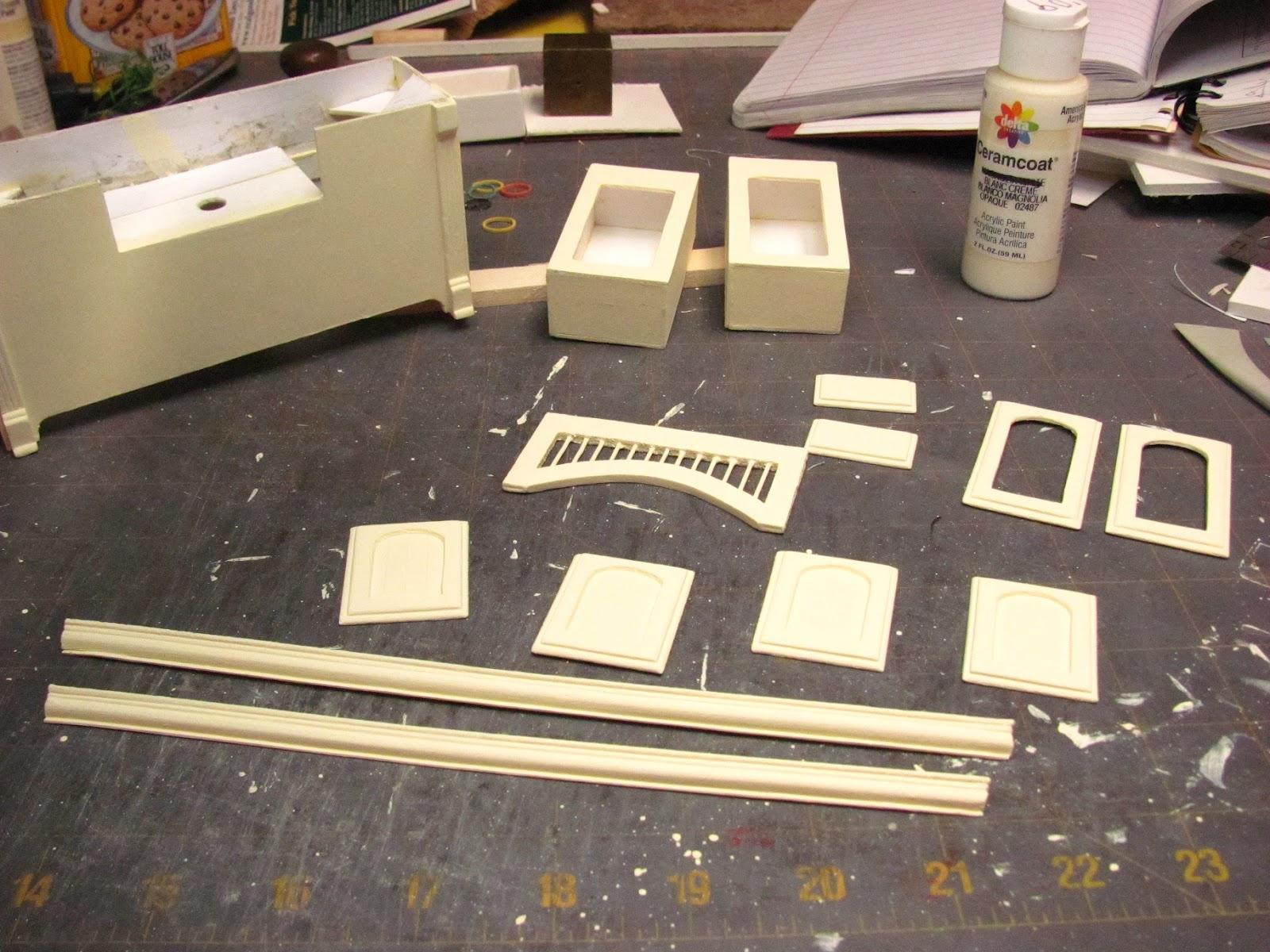 dollhouse miniature furniture tutorials 1 inch minis february