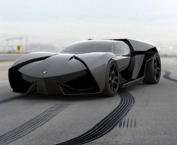 Lamborghini Ankonian 2016  Concept Pics Lamborghini Concept 2016