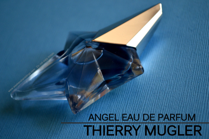 Angel Thierry Mugler Eau de Parfum Designer Perfumes Fragrances for Women EDP Blog Reviews