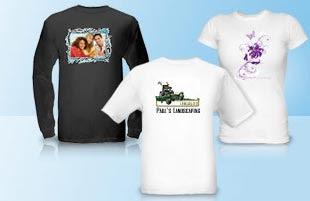 camisetas con foto