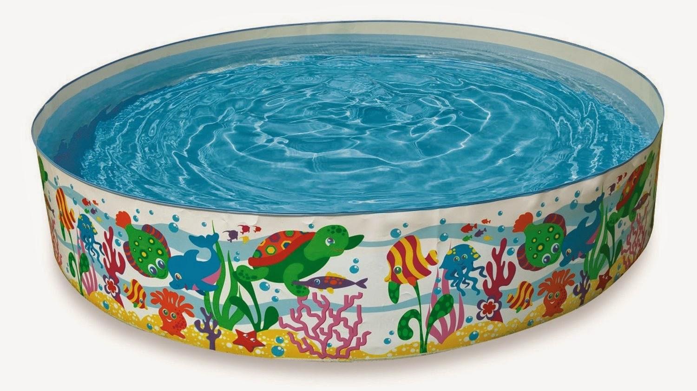 Intex 8 X 18 Sun Fish Snapset Pool