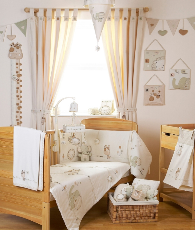 photo of nursery bedding collections uk