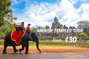 Angkor Temples Tour