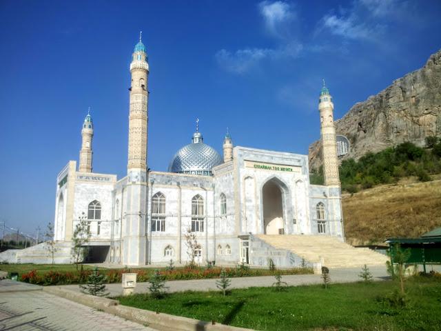 Сулайман-Тоо мечеть