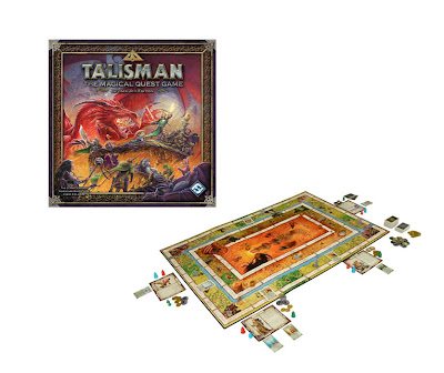 The Big Bang Theory TAlisman table game