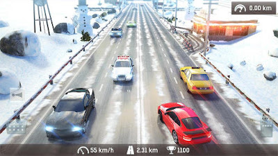 Traffic Illegal Road Racing 5 Mod v1.5 Apk Unlimited Money Terbaru 2016
