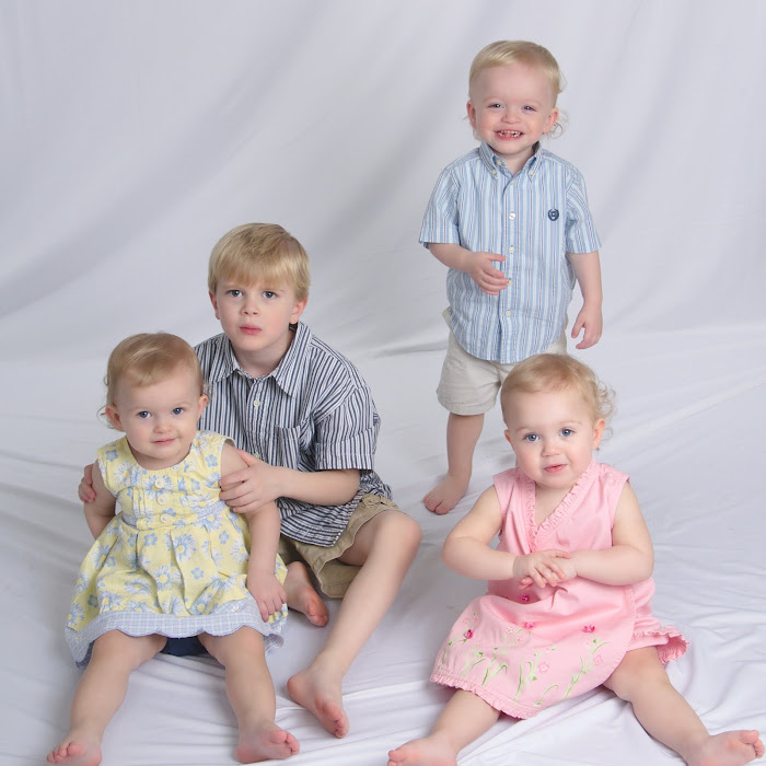 Spring pics - almost 2!