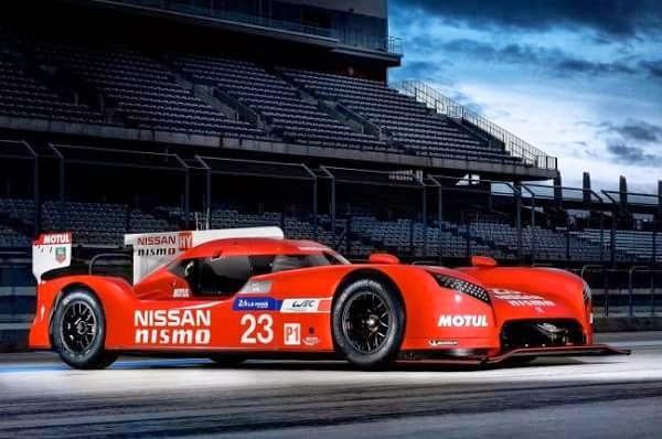 Nissan GT-R LM Nismo LMP1