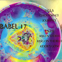 Babel 17- Shamanic Tales LP