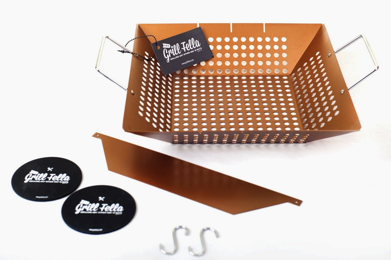 GrillFella BBQ Wok (Copper)