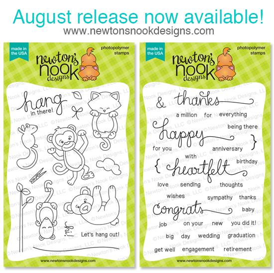 August 2014 Release  | Newton's Nook Deisgns