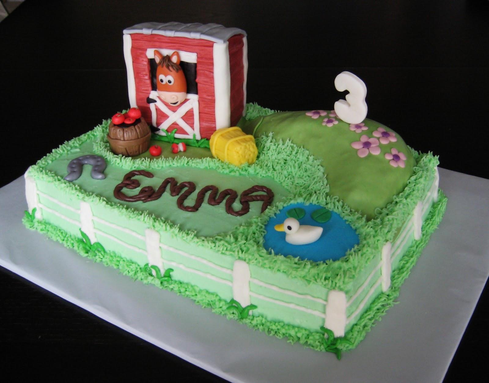 Horse Themed Cake Ideas