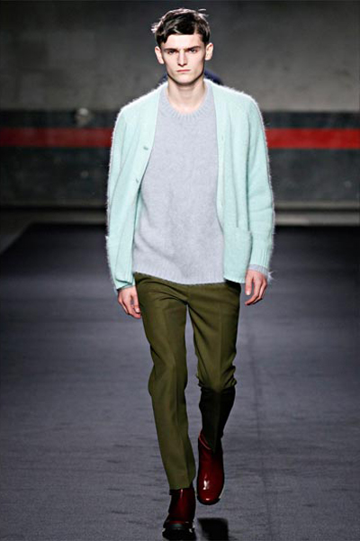 Images of Mens Green Pants - Kianes