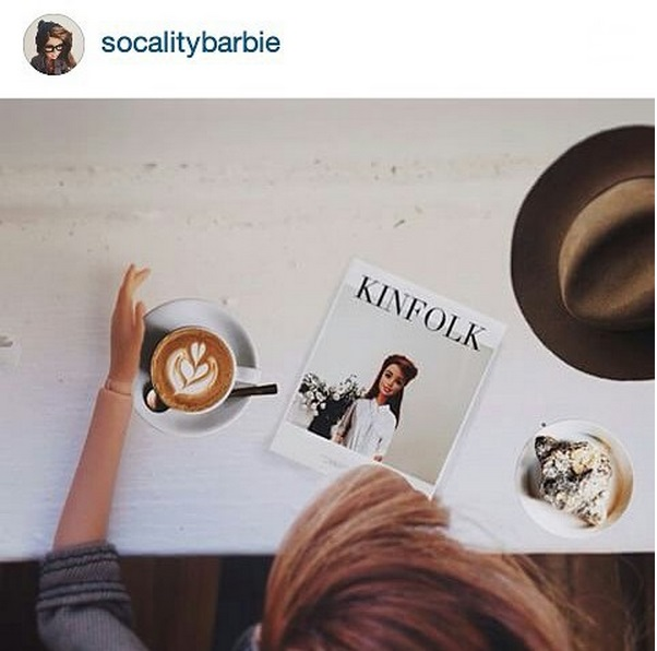 Socality Barbie is the best thing on instagram