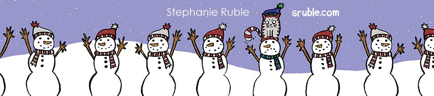 Stephanie Ruble: kidlit author/illustrator