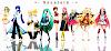 lagu Campuran Vocaloid Hatsune Miku 2014