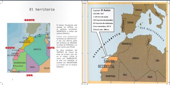 Toledo se acerca al Sáhara