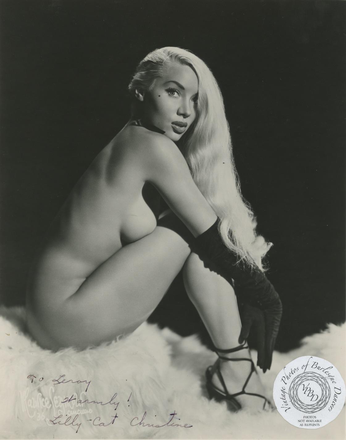 Martha s girls vintage nudes