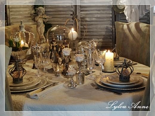 Lylou anne collection ma table les couronnes des rois for Decoration galette des rois