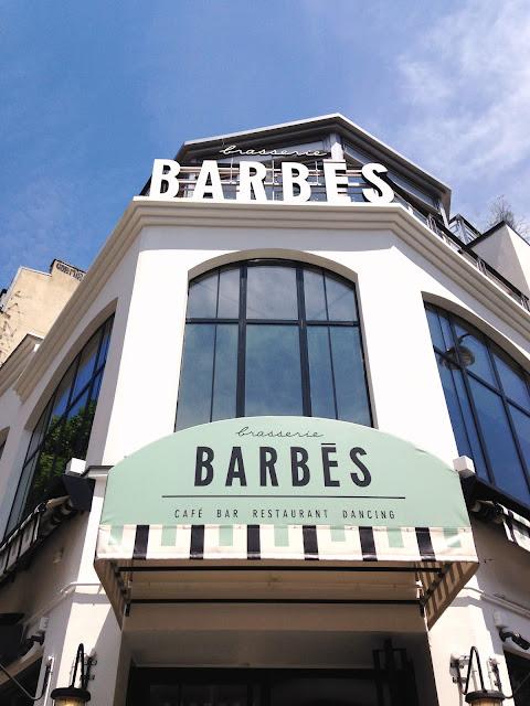 café brasserie paris barbes