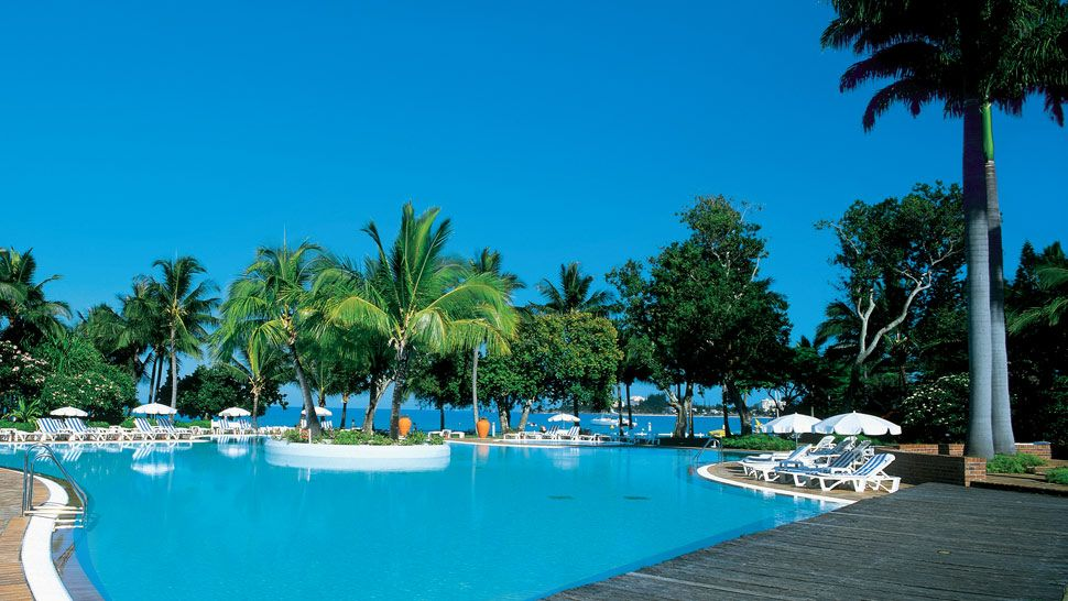 escape to paradise le meridien isle of pines new caledonia