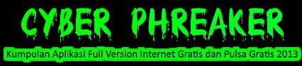 Kumpulan Aplikasi Full Version Internet Gratis dan Pulsa Gratis 2013
