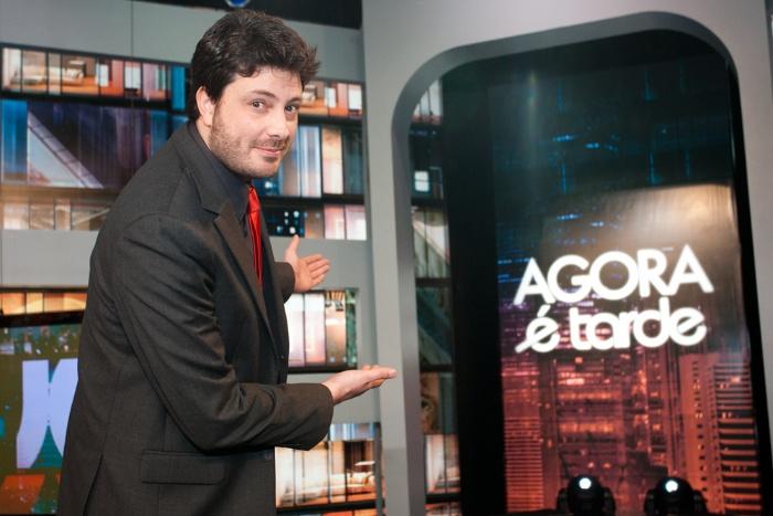 Danilo Gentili sai CQC