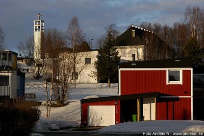 Svappavaara, kyrka