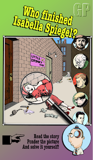 crime and puzzlement screen 1 Crime & Puzzlement 2 (iOS)   Screenshots