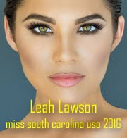Leah Lawson - Miss South Carolina USA 2016
