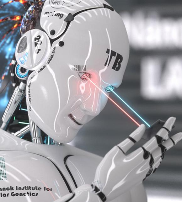 Woman robots