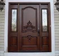 Seperti yang sudah dijelaskan sebelumnya jika pintu adalah akses keluar masuk penghuni dan tamu yang akan berkunjung. Jadi, pintu adalah hal utama dan pertama yang akan orang lihat dan nilai dari rumah anda.