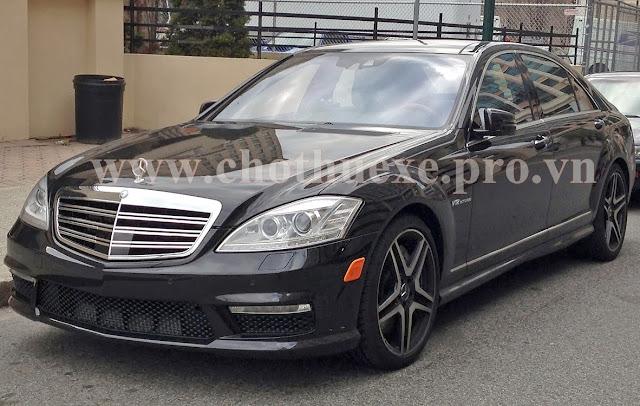 Cho thuê xe Mercedes S65 AMG VIP