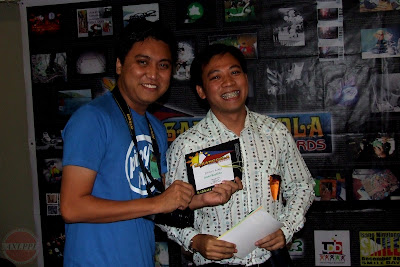 Ang Ikatlong Saranggola Blog Award Night ~ AXL Powerhouse Production