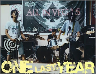 One Last Year Band Melodic Punk / Pop Punk Pekanbaru Riau