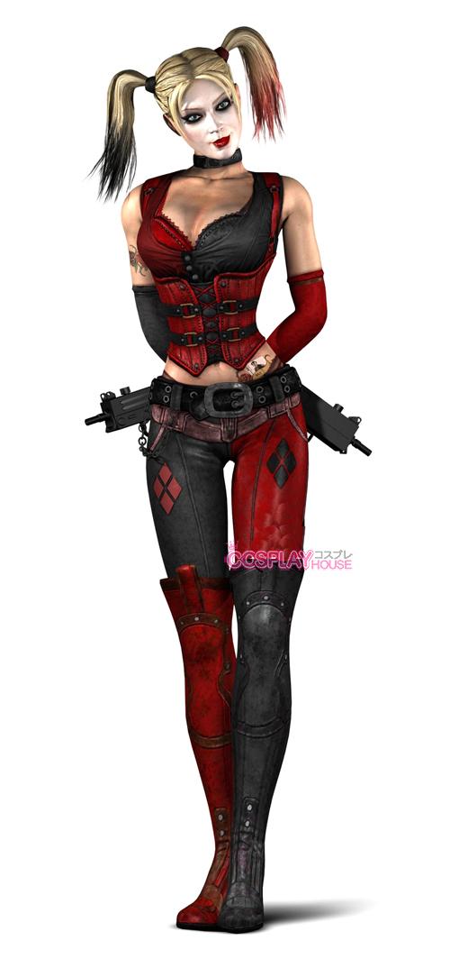 Harley Quin Harley Quinn Costume