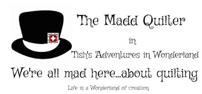 Tish's Adventures in Wonderland