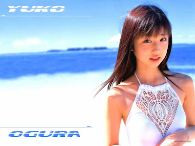 Yuko Ogura Beautiful Wallpaper